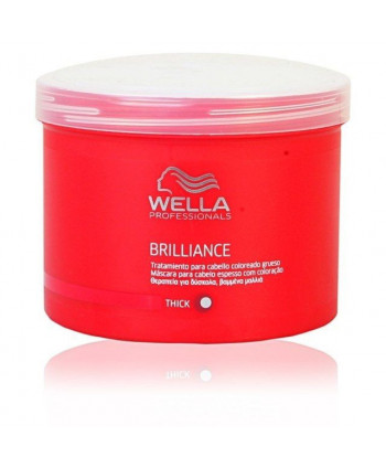 Mascarilla Brillance Wella