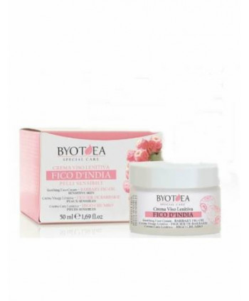 Crema piel sensible higo chumbo Byothea