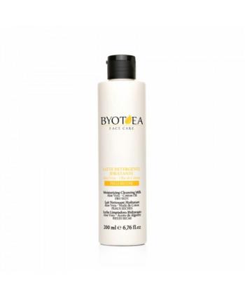 Leche limpiadora hidratante Byothea