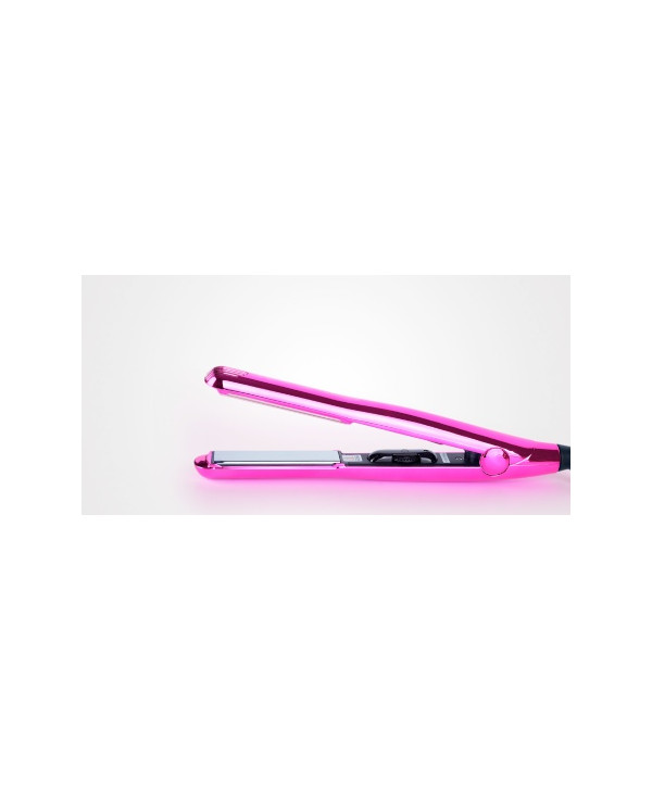 Plancha titanium Mirror rosa Perfect Beauty