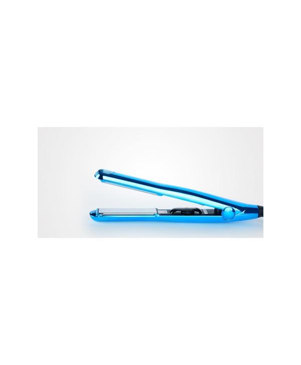 Plancha titanium Mirror azul Perfect Beauty