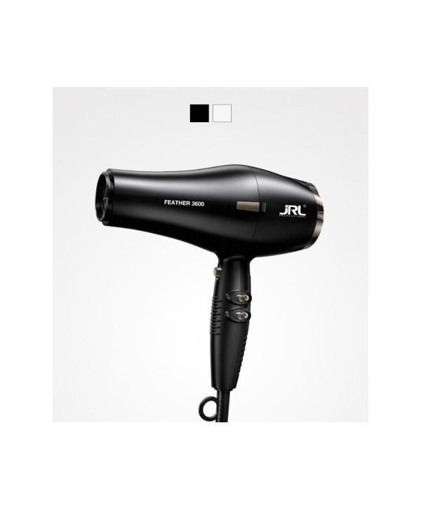 Secador JRL Feather 3600 negro Perfect Beauty