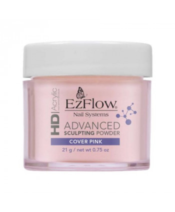 Polvo acrílico Cover Pink EzFlow