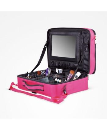 Maletín Mflex XL rosa Perfect Beauty