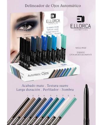 Expositor Eyeliner Elisabeth Llorca