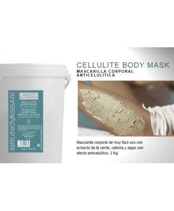 Cellulite Body Mask Bruno Vassari