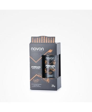 Pack polvo volumen Novon