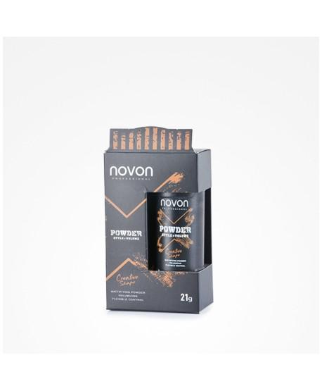 Polvos volumen Novon