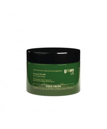 Mascarilla Essential Green Genus 250ml.