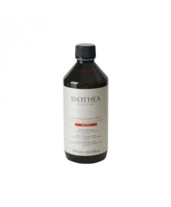 Aceite masaje neutro Byothea 500ml.