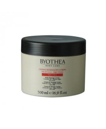 Crema masaje neutra Byothea 500ml