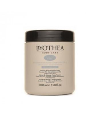 Crema masaje sin perfume Byothea