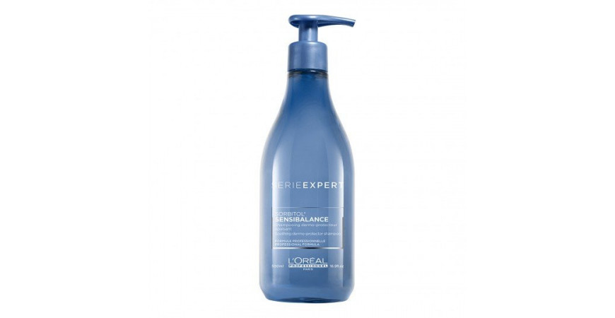 Champús para cabellos sensibles - SaforCosmetics